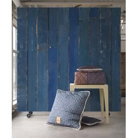 Blue scrapwood by Piet Hein Eek